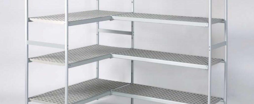 Italmodular modular shelving systems and commercial shelvi