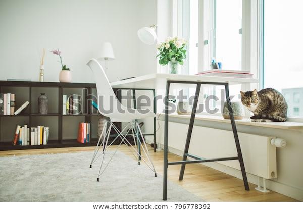 Clean Contemporary Monochromatic Minimalist Interior Designhome .