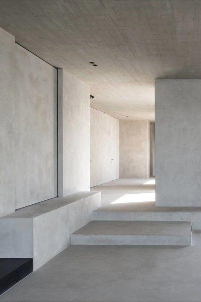10 Minimalist and Monochromatic Homes in Belgium | Minimalism .