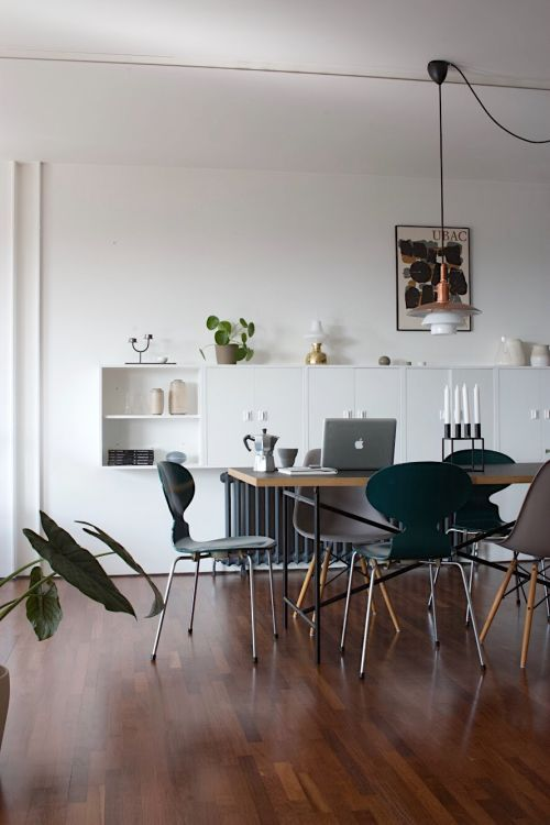 This Danish-Inspired London Flat Is Moody, Minimal, Modern | Home .