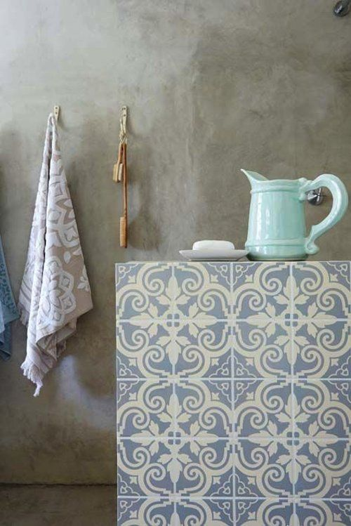 30 Moroccan-Inspired Tiles Looks For Your Interior | Tile patterns .