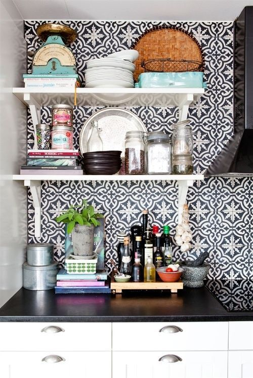 30 Moroccan-Inspired Tiles Looks For Your Interior | DigsDigs .