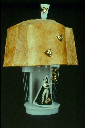 Moss: The Lamps That Spin. Once seen, never forgotten.
