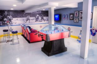 5 The Most Cool And Wacky Basements Ever - DigsDi