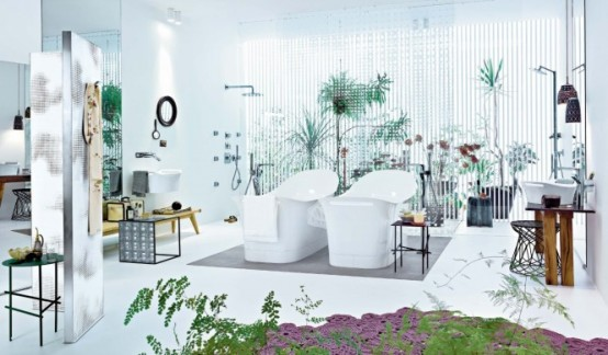 10 The Most Cool And Wacky Bathrooms Ever - DigsDi