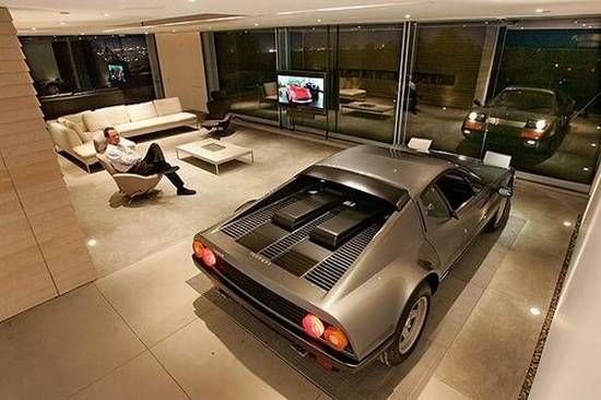10 The Most Cool And Wacky Garages Ever | Garage design, Garage .
