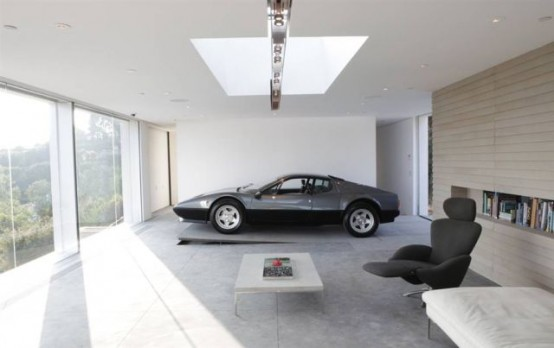 10 The Most Cool And Wacky Garages Ever - DigsDi