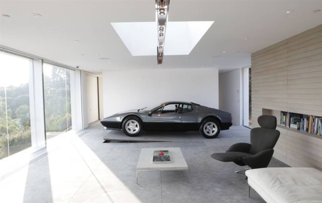 10 The Most Cool And Wacky Garages Ever | DigsDigs | Garage design .