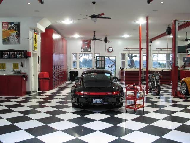 10 The Most Cool And Wacky Garages Ever | Design garage, Idée déco .