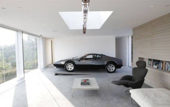 10 The Most Cool And Wacky Garages Ever | Cool garages, Luxury .
