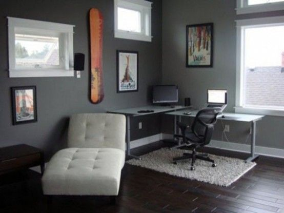 34 Most Stylish Minimalist Home Offices Youll Ever See   Iç .
