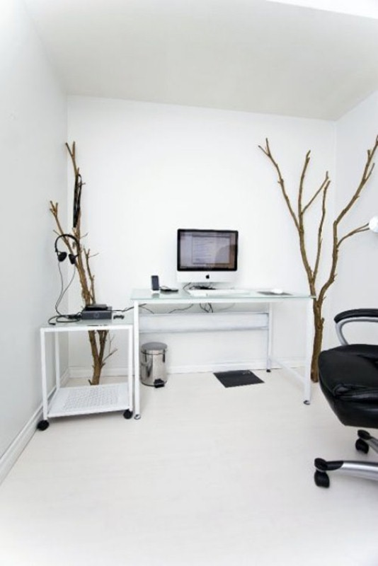 32 Minimalist Home Offices: The Most Modern, Artistic And Stylish .