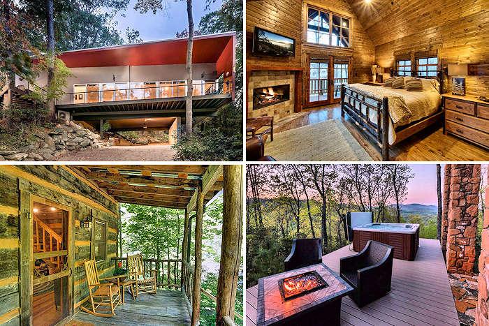 Top Asheville Cabin Renta