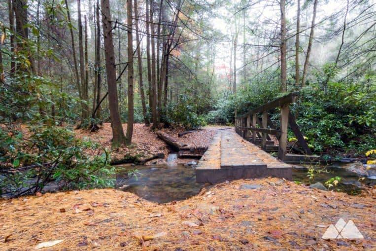 Appalachian Trail: Three Forks to Hawk Mountain Shelt