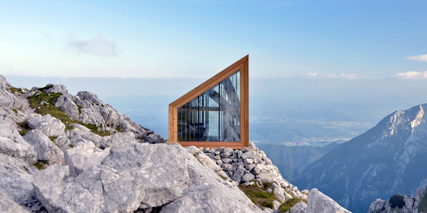 Skuta Mountain Shelter | The Coolect
