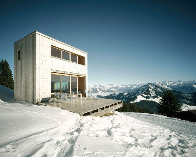 A Holiday House With Panoramic Views By AFGH Architects .