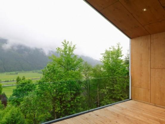 Mountain View House With Panoramic Alpine Views - DigsDi