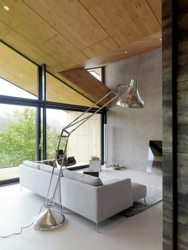 Pin by Z space on 客廳 / living | Beautiful modern homes, Small .