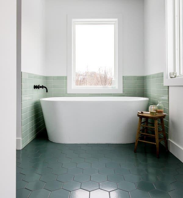 Rebooting the Bathroom - The New York Tim