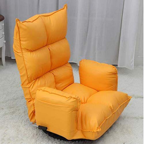 YAXIAO-lazy sofa Multi-Function Floor Chair, Rotating Sofa .