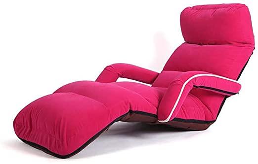 Amazon.com: JY&WIN Waterproof Adjustable Floor Chair,with Armrest .