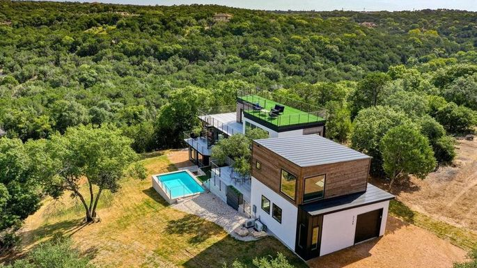 Form, Function, and Fun! 7 Shipping Container Homes for Sale Right .