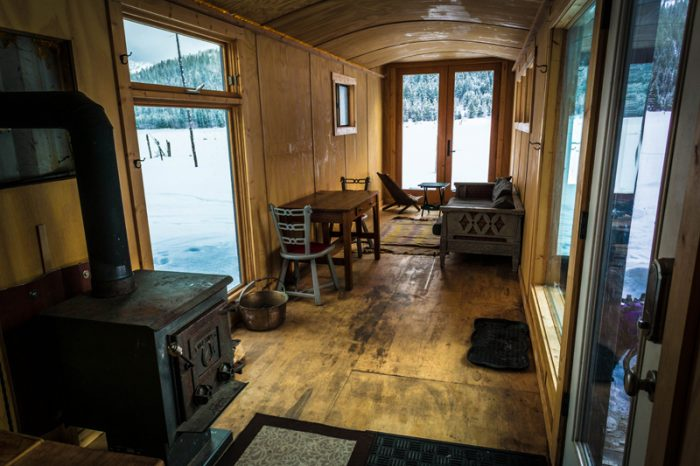 Shipping Container Cabin: Remodel and Getaway! - Container St