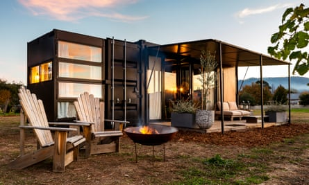 Shipping container homes: from tiny houses to ambitious builds .