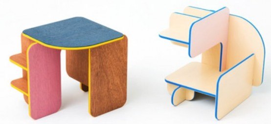 Multifunctional Dice Furniture For Children And Adults - DigsDi