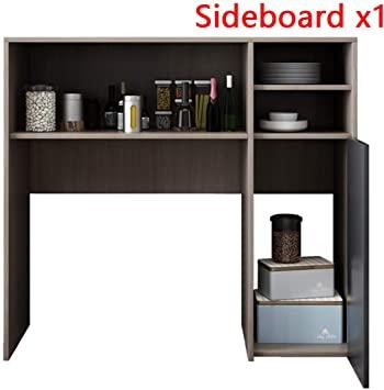 Amazon.com: Sideboard Modern Fashion Multifunction Square Storage .