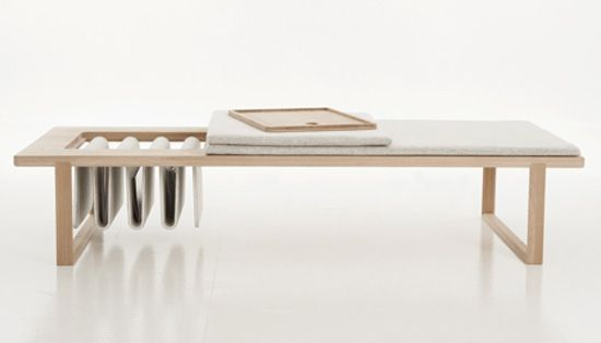 Pulse, Elegant Versatile Daybed (With images) | Furniture, Coffee .