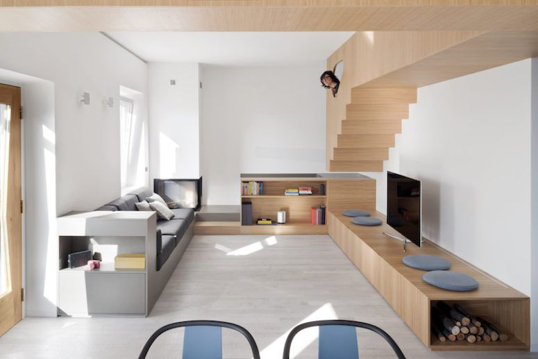 Japandi Apartment With A Muted Color Palette | Innenarchitektur .