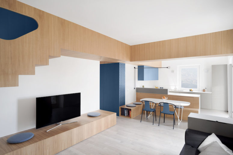 Japandi Apartment With A Muted Color Palette - DigsDi