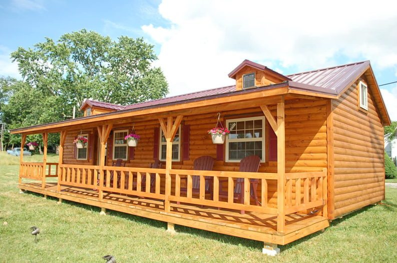 Log Home Kits: 10 of the Best Tiny Log Cabin Kits on the Mark