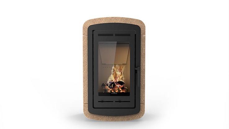 Natura Cork Fireplace - IPPIN