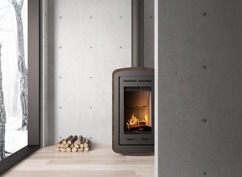 INNGAGE's Natura wood stove bags Red Dot Design Award 20