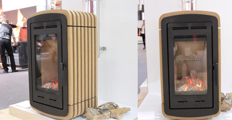 Natura Cork stove scoops Red Dot Award | Bioenergy Internation