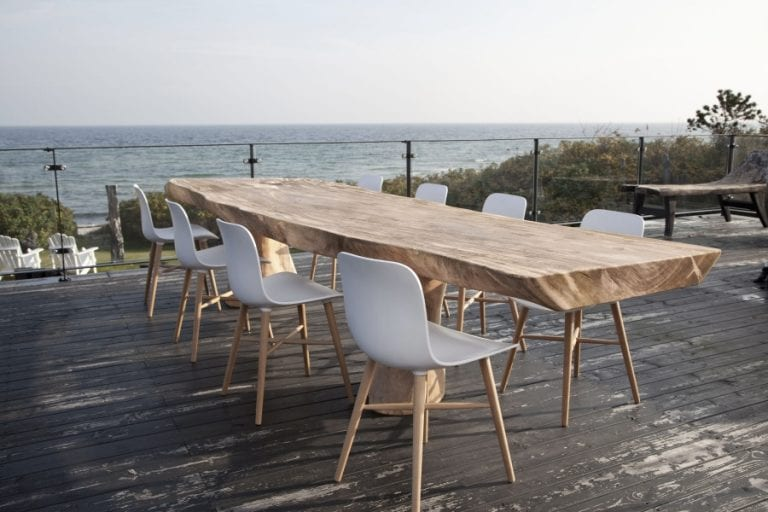 Rough Table By Norr11: Adding Elegance To Spac