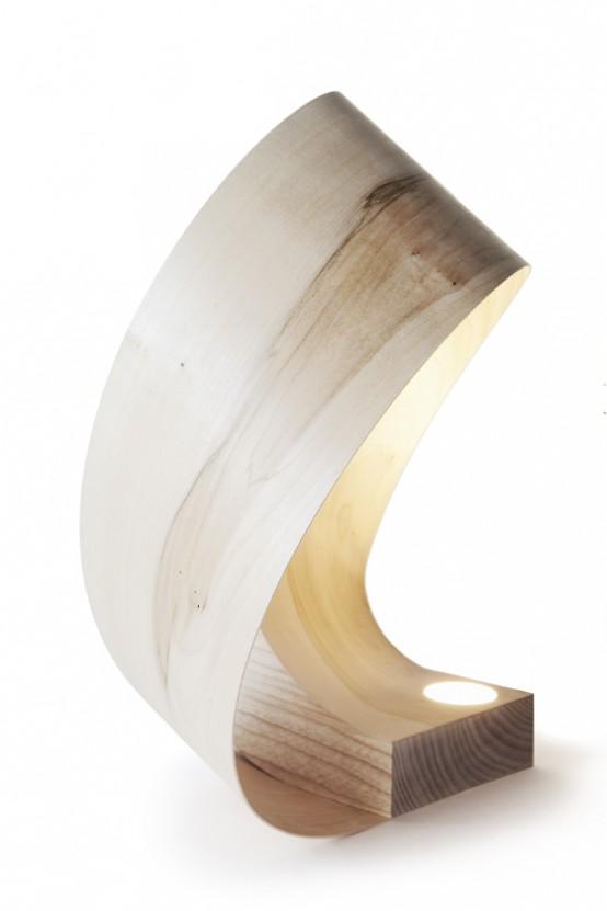 Natural Yet Minimalist Milano Study Light - DigsDi