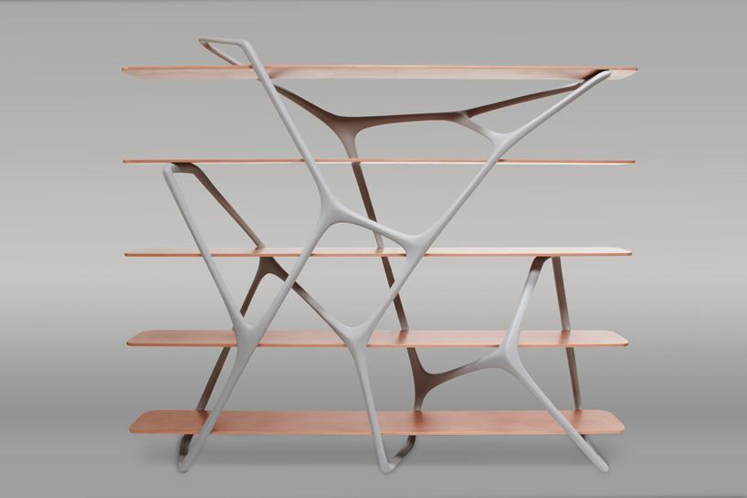 Naturoscopie Shelf by Noé Duchaufour-Lawran