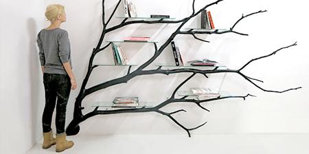 Tree Bookshe