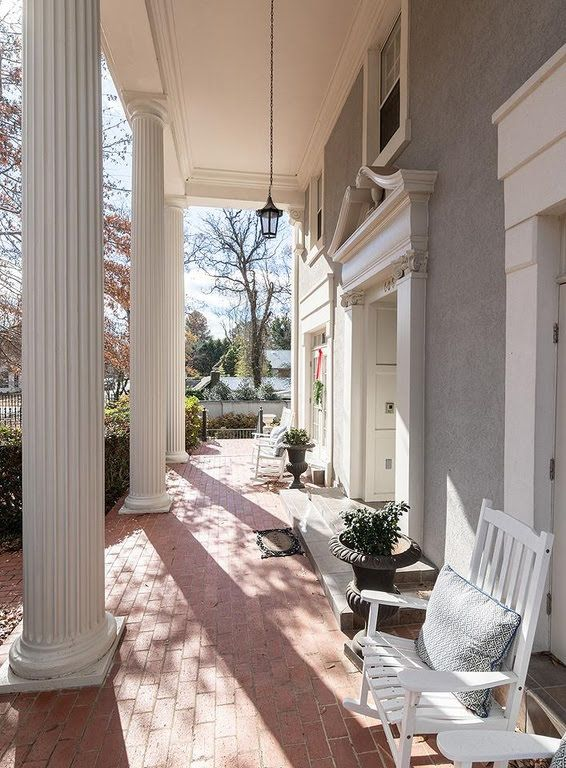 1926 Neoclassical For Sale In Oxford Mississippi — Captivating .