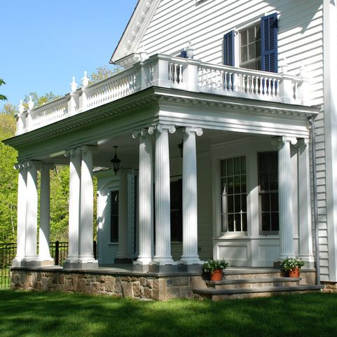 Neoclassical Classic Revival Homes Home Design Ideas, Pictures .