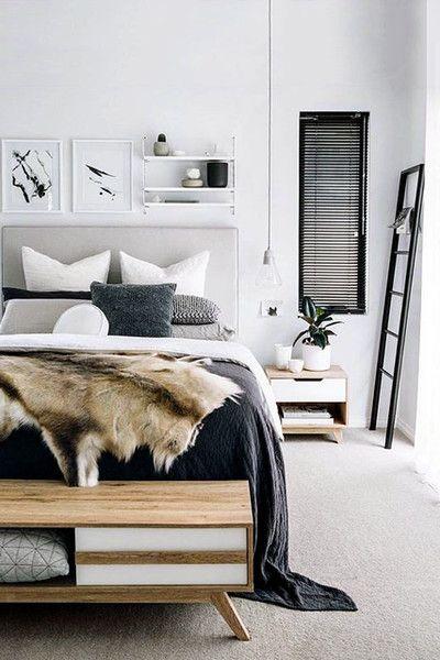 Nice Neutral | Apartment bedroom decor, Bedroom decor cozy .