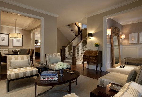 Creating Comfortable Interiors with Beautiful Neutral Color Palett