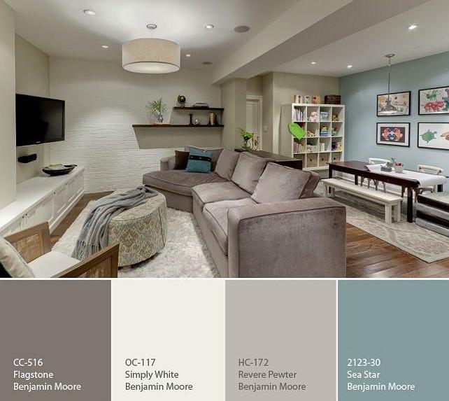 Interior Paint Color & Color Palette Ideas - Home Bunch Interior .