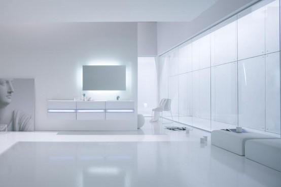white bathroom furniture Archives - DigsDi