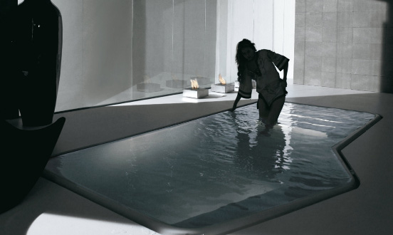 New Concept of In-House Pool By Kos - DigsDi
