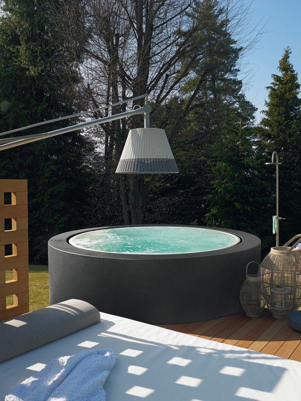 Minipool by Kos   Small backyard pools, Hot tub outdoor, Backyard po