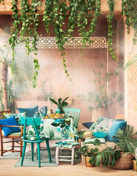 H&M Home's Summer Collection Will Upgrade Your Outdoor Decor | H&m .